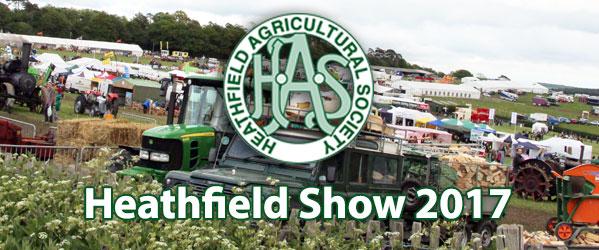 Heathfield show 2017