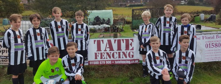 robertsbridge united under 12's football club