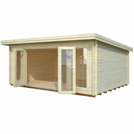 Lea (19.4m²) log cabin