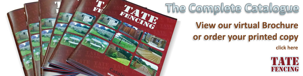 Tate Fencing Brochure 2017