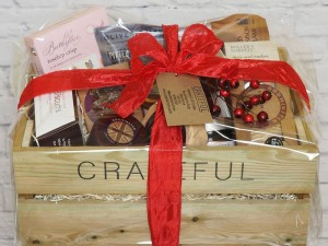 Christmas hamper give away