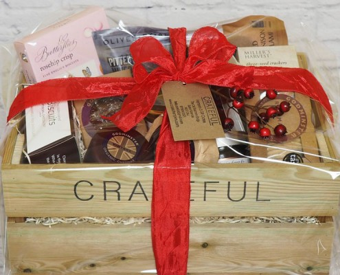 Christmas hamper give away