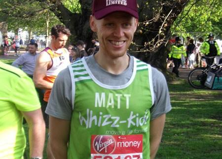Matt Marathon Result