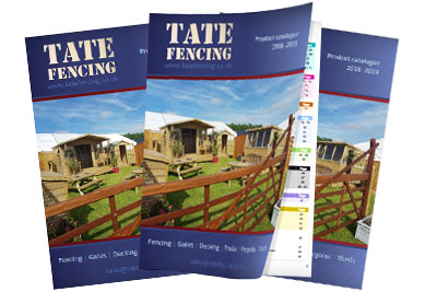 Tate Fencing Brochure 2019