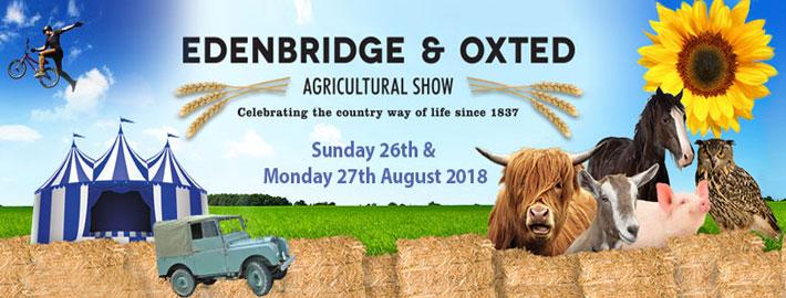Edenbridge Show 2018
