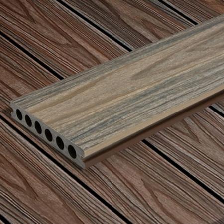HD Deck Oak and Walnut decking boards