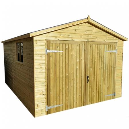 Shiplap Garage 3.0m x 4.8m