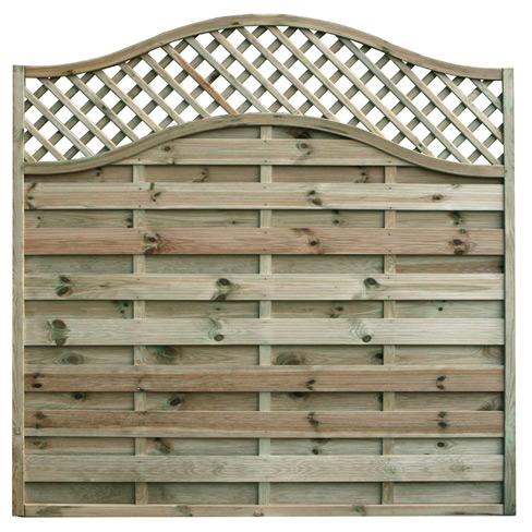 Florence Continental Garden Panel
