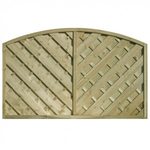 Small-size Madrid Continental Garden Panel