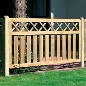 Chatsworth Cottage Panel installed
