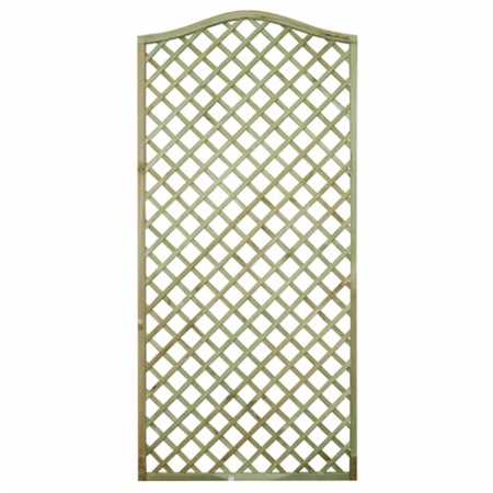 English Rose Omega Top Shaped Trellis