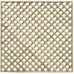 TATE Heavy Diamond Trellis panel