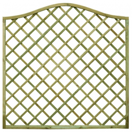 Regal omega top diamond trellis panel