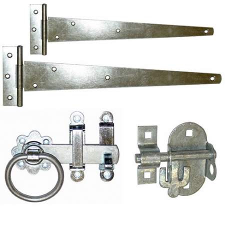 Closeboard Gate Hanging Set