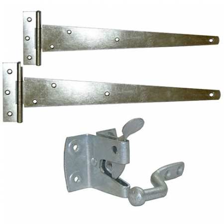 Palisade Gate Hanging Set
