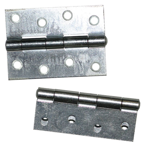 Pair of Open Butt Hinges