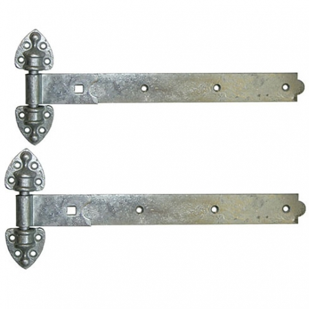 Pair of Heavy Reversible Hinges