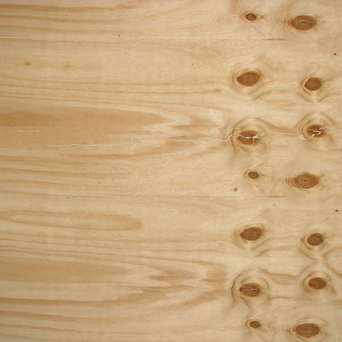 Elliotis plywood sheet