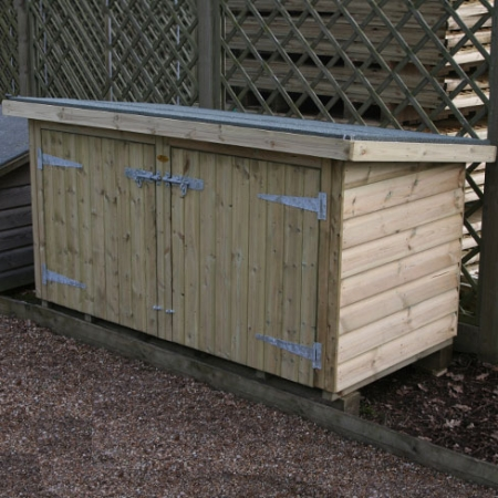 TATE Storage chest for all your garden accessories