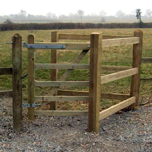 Kissing Gate Kit Gt Field Amp Entrance Gates Tate Fencing