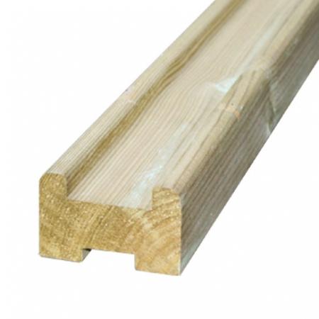 Base rail for Tate Fencing decking hand rail