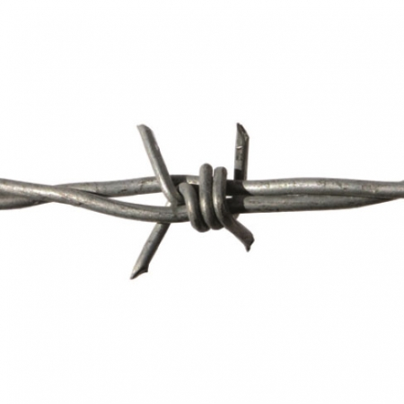 barbwire available in high tensile or mild steel
