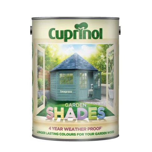 Cuprinol Timbercare - Garden Shades