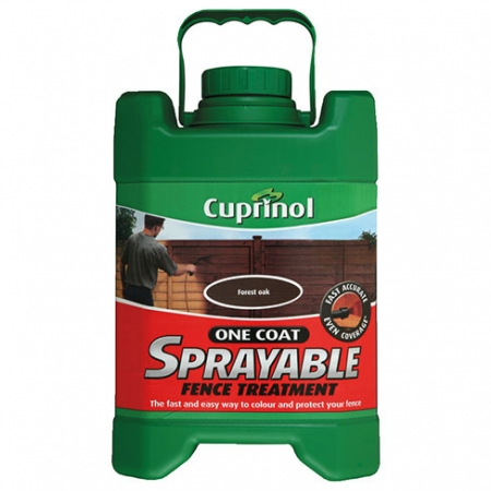 Cuprinol Timbercare - Sprayable
