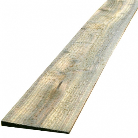 Sawn tanalised weather board cladding