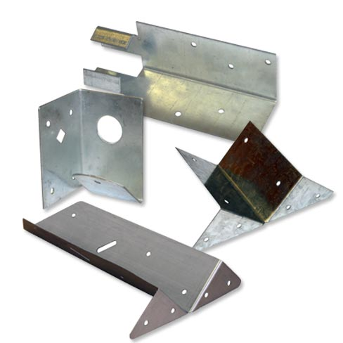 Fencing Brackets & Accessories