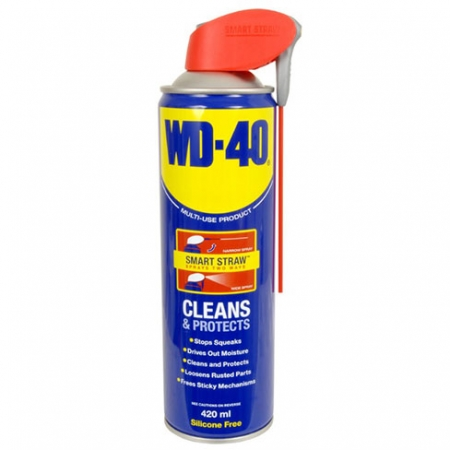 WD40 Oil Spray