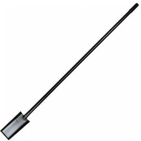 Excavator graft or fence spade