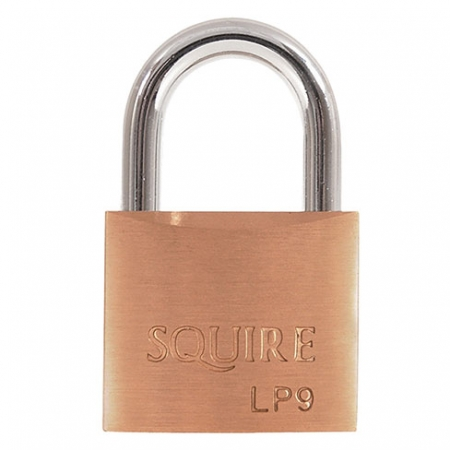 Squire Leopard Shed Padlock 40mm