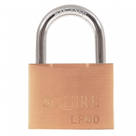 Squire Leopard Shed Padlock 60mm
