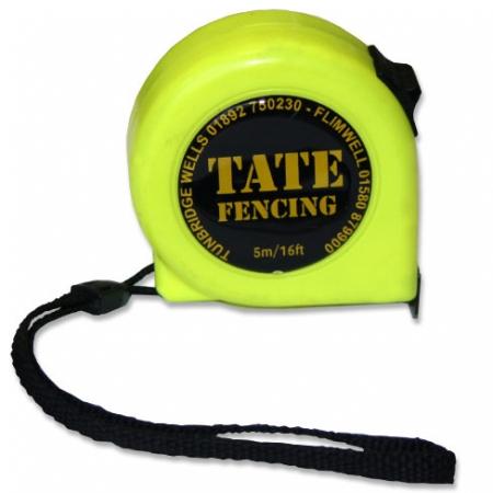 TATE Fencing tape measure 5m