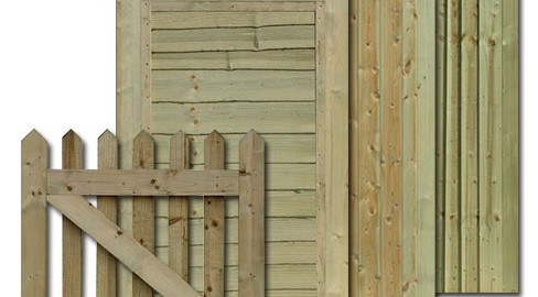 Standard Frame Gates