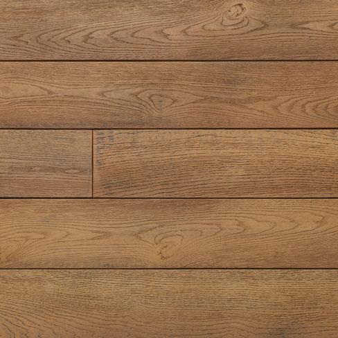Enhanced Grain - Coppered Oak colour