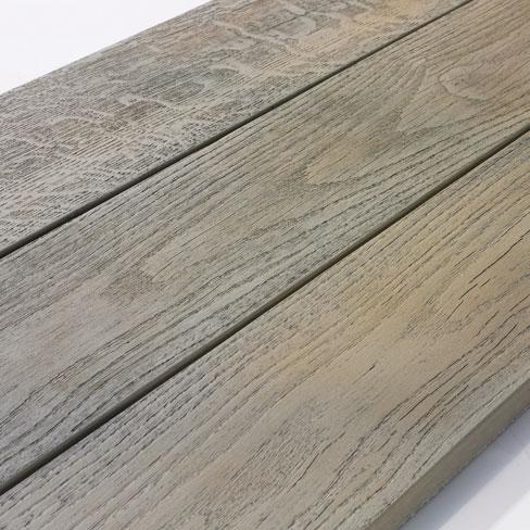 Enhanced Grain - Smoked Oak colour, board detail