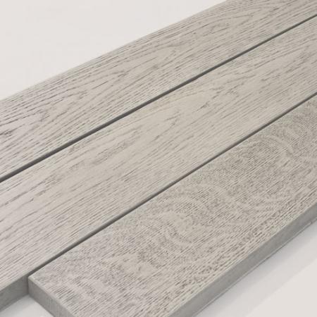 Enhanced Grain - Lime Oak boards close up