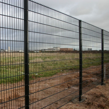 Security mesh fencing available in different specifications