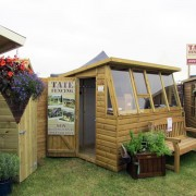 Potting Shed at the Edenbridge & Oxted agricultural show