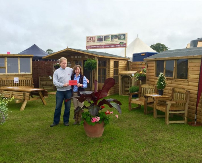Edenbridge & Oxted Show Stand Winners