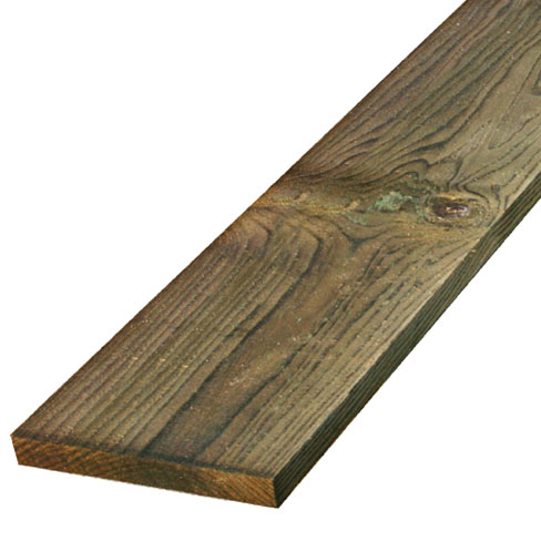 22 x 200mm gravel board