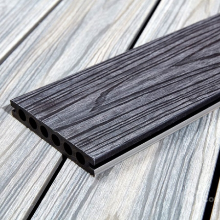 HD Deck Carbon and Antique decking board