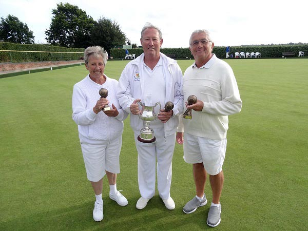Annual Mixed Triples Bowls Tournament