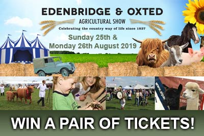 Edenberidge and Oxted Show 2019