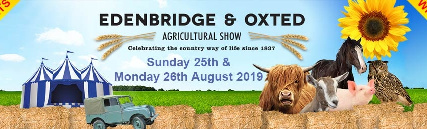 Edenbridge and Oxted Show 2019