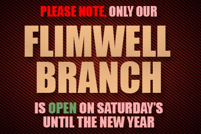 Flimwell branch only open until new year