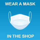 wear a mask in the shop