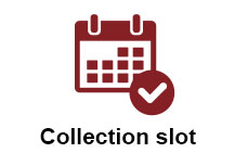 Collection time slot